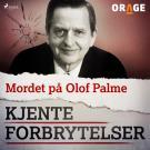 Cover for Mordet på Olof Palme