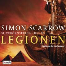 Cover for Legionen