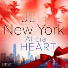 Cover for Jul i New York - erotisk julnovell