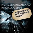 Cover for Konstkuppen mot Moderna museet