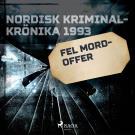 Cover for Fel mordoffer