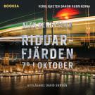Cover for Riddarfjärden 7° i oktober