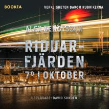 Cover for Riddarfjärden 7° i oktober