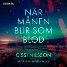Cover for När månen blir som blod