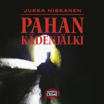 Cover for Pahan kädenjälki