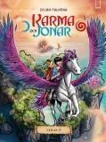Cover for Karma och Jonar: Lyras ö