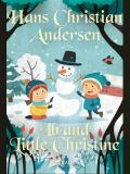 Cover for Ib and Little Christine