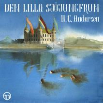 Cover for Den lilla sjöjungfrun