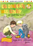 Cover for En knut till slut. Parallelltext somalisk-svensk