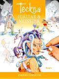 Cover for Teckna hjältar och monster
