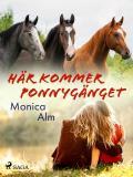 Cover for Här kommer Ponnygänget