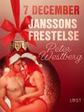 Cover for 7 december: Janssons frestelse - en erotisk julkalender