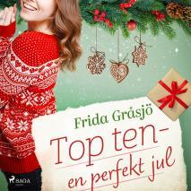 Cover for Top ten - en perfekt jul