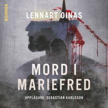Cover for Mord i Mariefred