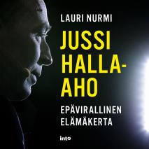 Cover for Jussi Halla-aho