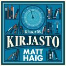 Cover for Keskiyön kirjasto