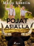 Cover for Pojat asialla