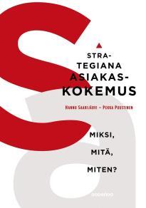 Cover for Strategiana asiakaskokemus