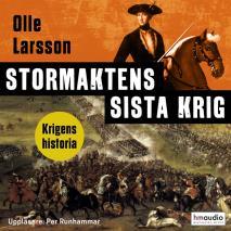 Cover for Stormaktens sista krig. Sverige och stora nordiska kriget
