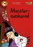Cover for Monstermaskerad