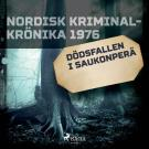 Cover for Dödsfallen i Saukonperä