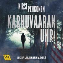 Cover for Karhuvaaran uhri