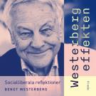 Cover for Westerbergeffekten : Socialliberala reflektioner