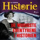 Cover for De modigste eventyrene i historien