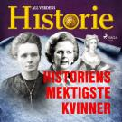 Cover for Historiens mektigste kvinner