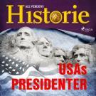 Cover for USAs presidenter