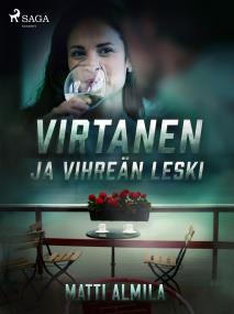 Cover for Virtanen ja vihreän leski