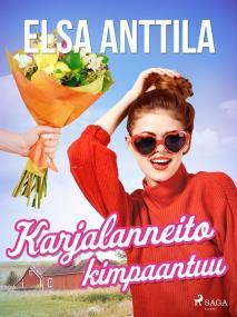 Cover for Karjalanneito kimpaantuu
