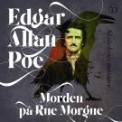 Cover for Morden på Rue Morgue