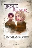Cover for Trollrunor 2 – Sandhammaren