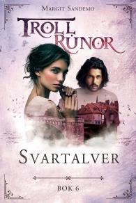 Cover for Trollrunor 6 – Svartalver