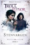 Cover for Trollrunor 8 – Stenvargen