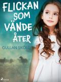 Cover for Flickan som vände åter