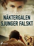 Cover for Näktergalen sjunger falskt