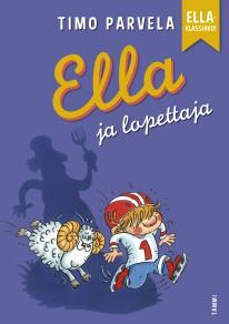 Cover for Ella ja lopettaja