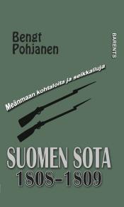 Cover for Suomen sota 1808-1809