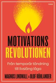 Cover for Motivationsrevolutionen : Från temporär tändning till livslång låga