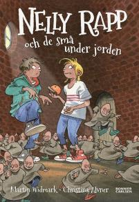 Cover for Nelly Rapp och de små under jorden