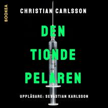 Cover for Den tionde pelaren