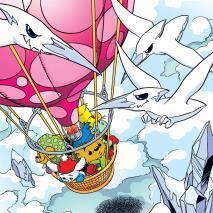 Cover for 15: Snöfåglarna
