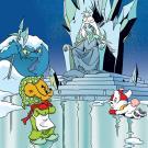 Cover for 21: Farmor möter Vinterdrottningen