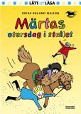 Cover for Märtas otursdag i stallet