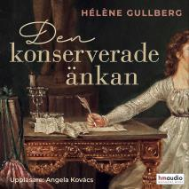 Cover for Den konserverade änkan