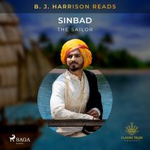 Cover for B. J. Harrison Reads Sinbad the Sailor