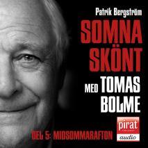 Cover for SOMNA SKÖNT Midsommarafton