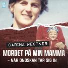 Cover for Mordet på min mamma